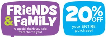 Toys R Us 20% Off Coupon