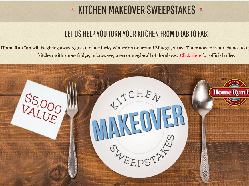 home makeover giveaways