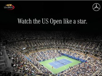 The mercedes benz us open sweepstakes sweepstakes fanatics for Mercedes benz us open